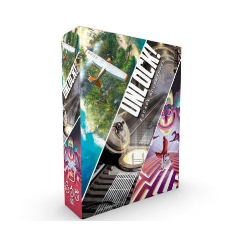 Unlock! Escape Adventures (Castellano)