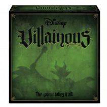 Disney Villanos El Juego de Mesa (castellano)