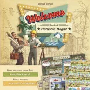 Welcome: Hacia el Perfecto Hogar - Expansión 2