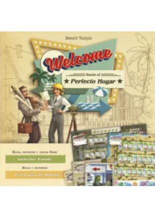 Welcome: Hacia el Perfecto Hogar - Expansión 2  Invasión Zombie