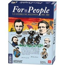For the People - La Guerra de Secesión 1861-1865