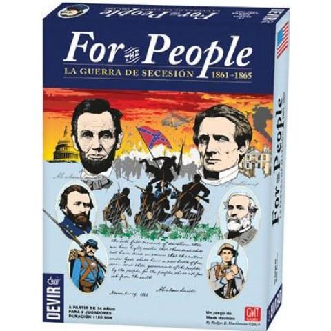 For the People - La Guerra de Secesión 1861-1865