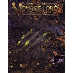 Hombre Lobo: 20 Aniversario Libro básico