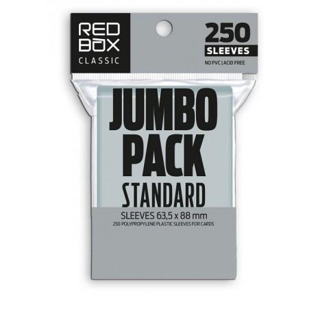 Fundas JUMBO PACK Standard (63,5x88mm) 250 ud