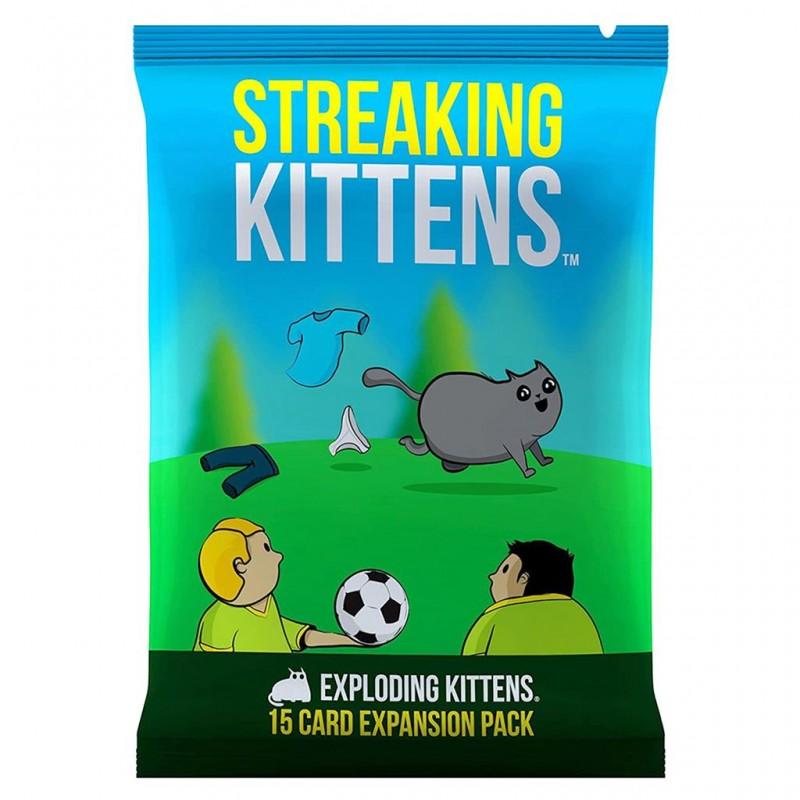 Streaking Kittens - Exploding Kittens