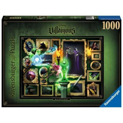PUZZLE Villainous Maleficent 1000pz
