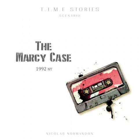 T.I.M.E. Stories: El Caso Marcy ( Español)