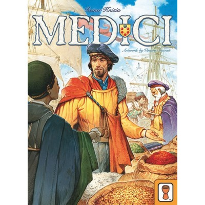 Medici (Inglés)