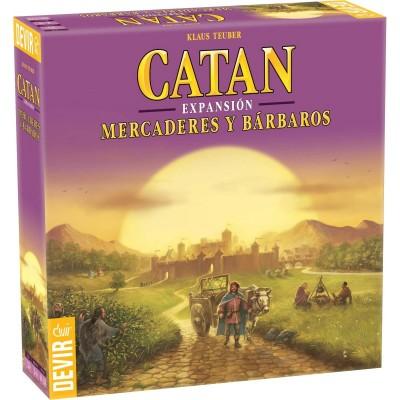 Los Colonos de Catan: Mercaderes y Bárbaros (Nueva Edic.)