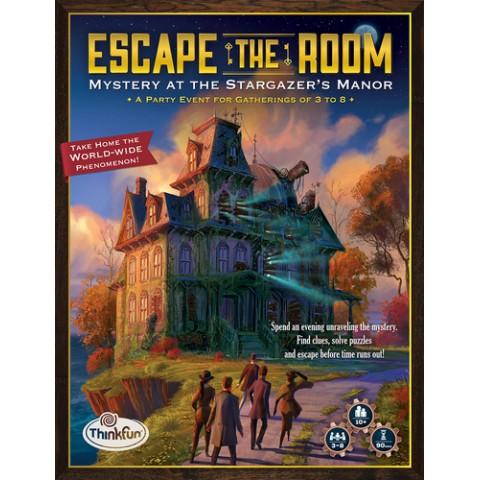 Escape the Room: Misterio en la mansión
