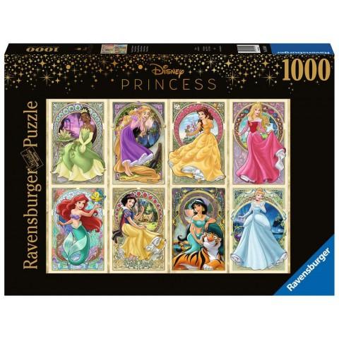 PUZZLE Disney Princesas (1000 pz)