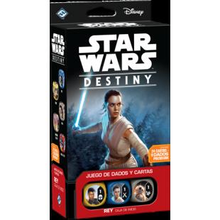 Star Wars Destiny - Caja de inicio: Rey