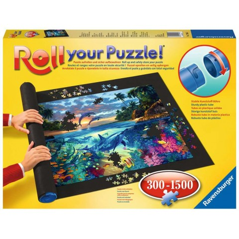 ROLL YOUR PUZZLE! 300-1500 piezas
