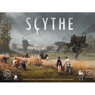 Scythe (Español) + Promos