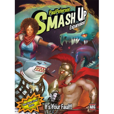 Smash Up: Es culpa vuestra
