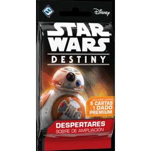 Star Wars Destiny - Despertares: Sobres de Ampliación
