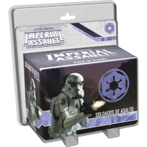 Star Wars: Imperial Assault - Soldados de asalto