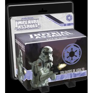 Star Wars: Imperial Assault - Soldados de asalto