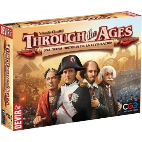 Through the Ages (Segunda edición) (Español)