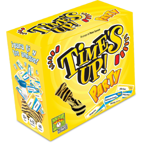 Time's Up Party 1 (Amarillo)