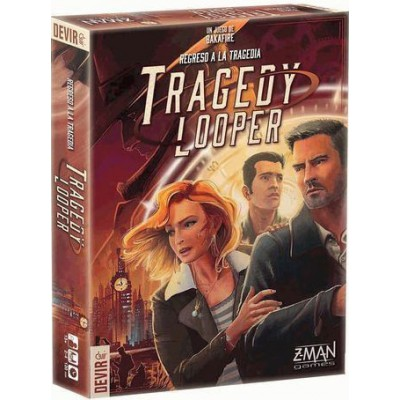 Tragedy Looper - Regreso a la tragedia