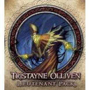 Descent 2ª Edición: Lugarteniente Tristayne Olliven