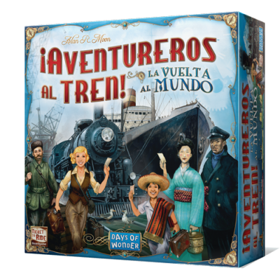 Aventureros al Tren: La Vuelta al Mundo