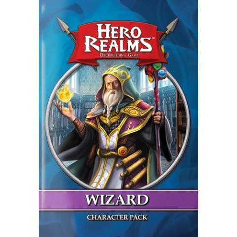 Hero Realms: Sobre de personaje – Hechicero